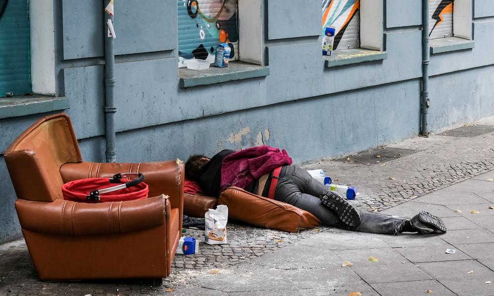 Armut in Deutschland auf historischem Höchststand