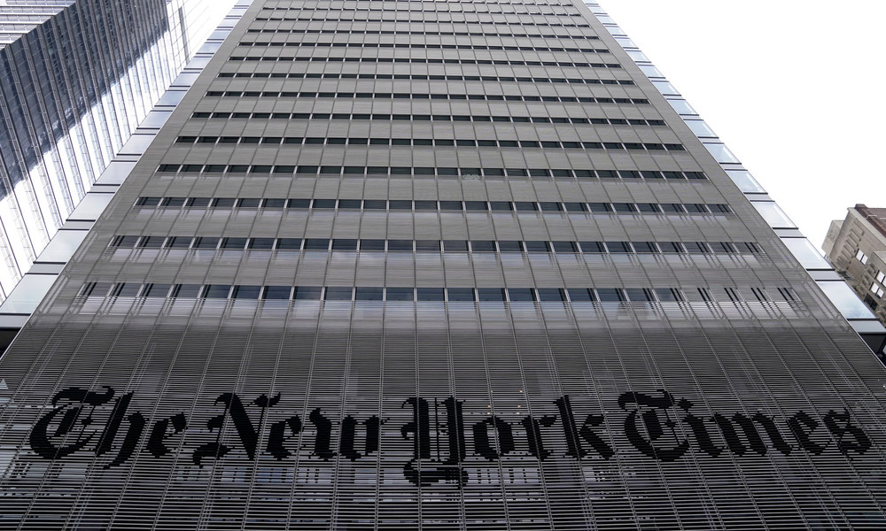 """New York Times: """"Ausländische Regierungen unterwandern US-Think Tanks"""""""