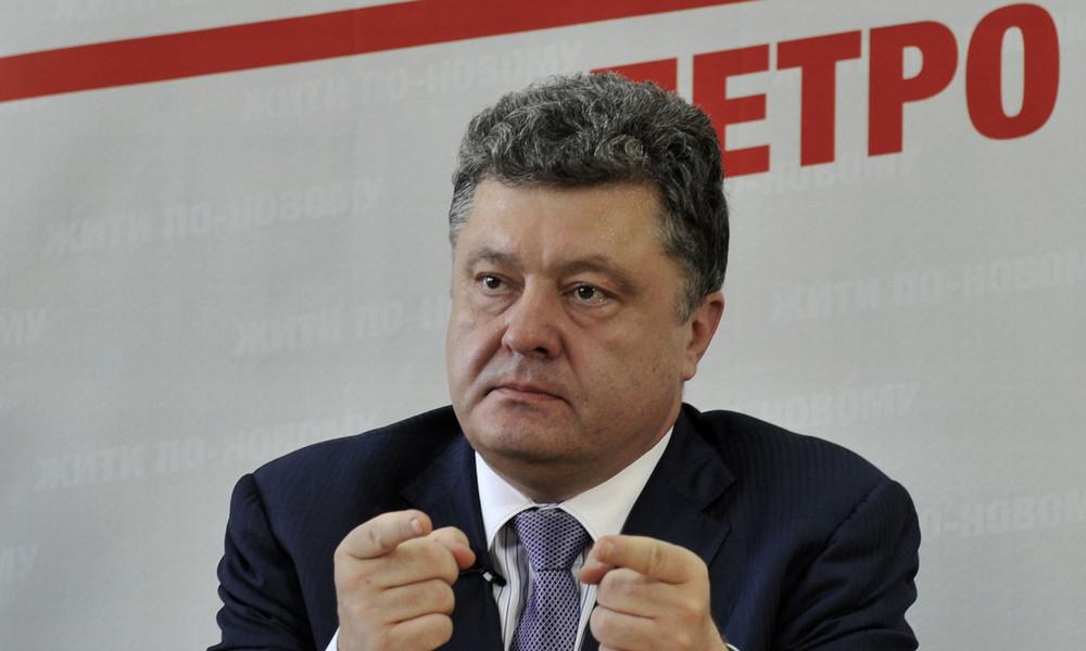 Kiew: Autonomieregion ist Krebs im Körper der Ukraine