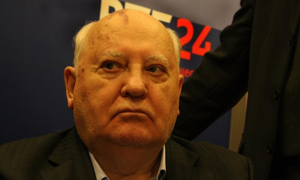 Gorbatschow unterstützt russische Position - Doch die deutsche Presse hört weg