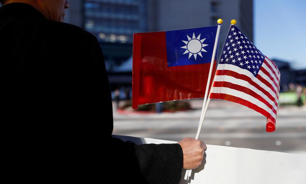 China droht mit Konsequenzen nach Taiwan-Besuch eines US-Admirals