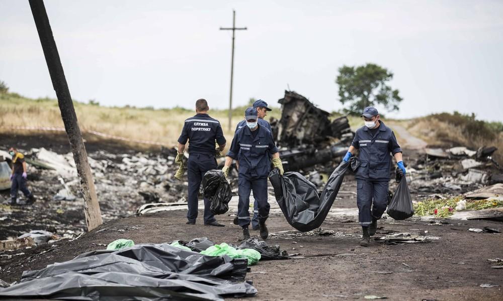 """Familien deutscher Opfer von MH17 verklagen Ukraine wegen """"Totschlags durch Unterlassen"""""""