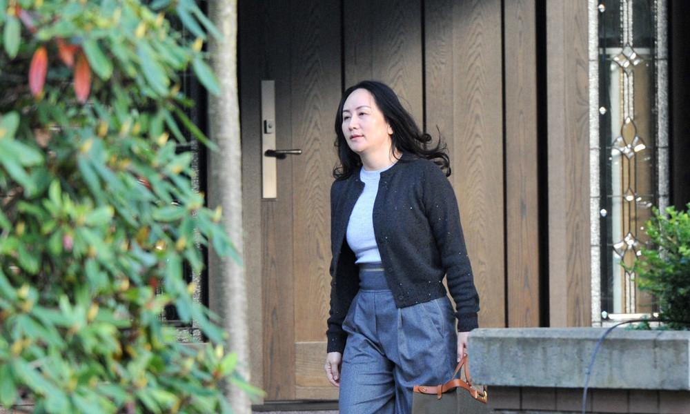 Mögliche Wende im Verfahren gegen Huawei-Finanzchefin Meng Wanzhou