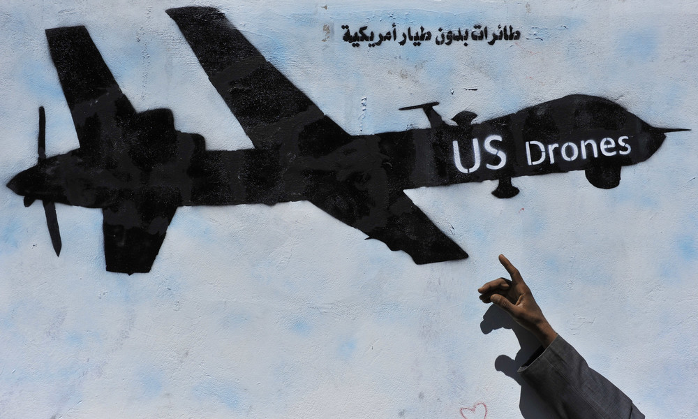 Klage gegen Bundesrepublik: US-Basis Ramstein für Drohnenangriffe im Jemen genutzt