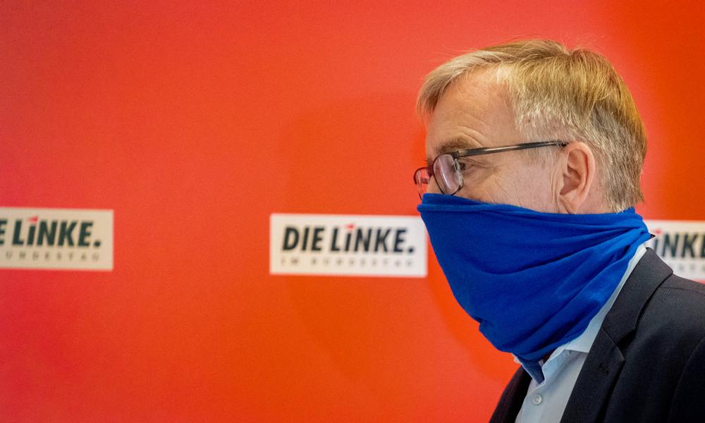 Linken-Fraktionschef Bartsch für die Verlängerung des Lockdowns – aber mit mehr Transparenz