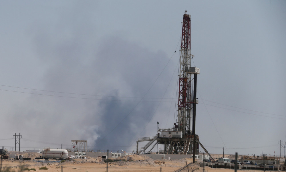 Saudi-Arabien: Feuer in Erdölverteilungsstation in Dschidda nach mutmaßlichem Raketenangriff