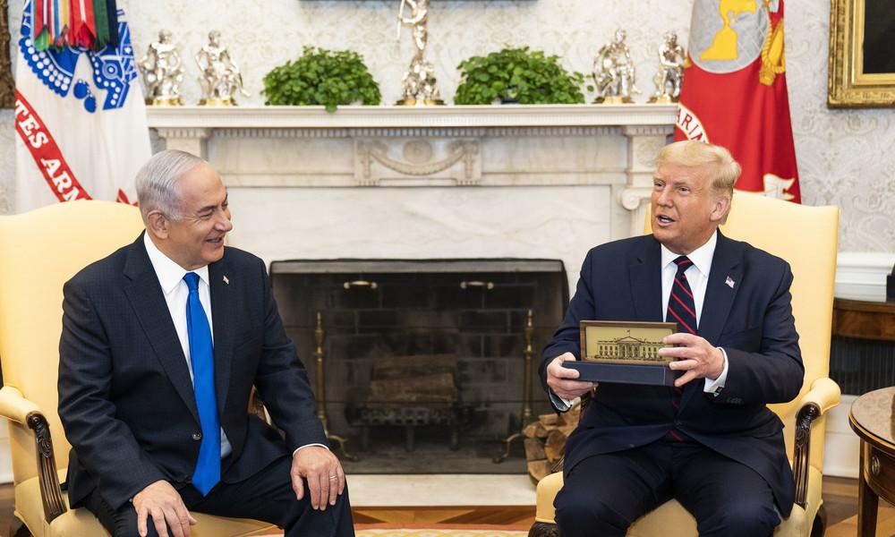 """Netanjahus Warnung an Biden: """"Keine Rückkehr zum Nuklearabkommen"""""""