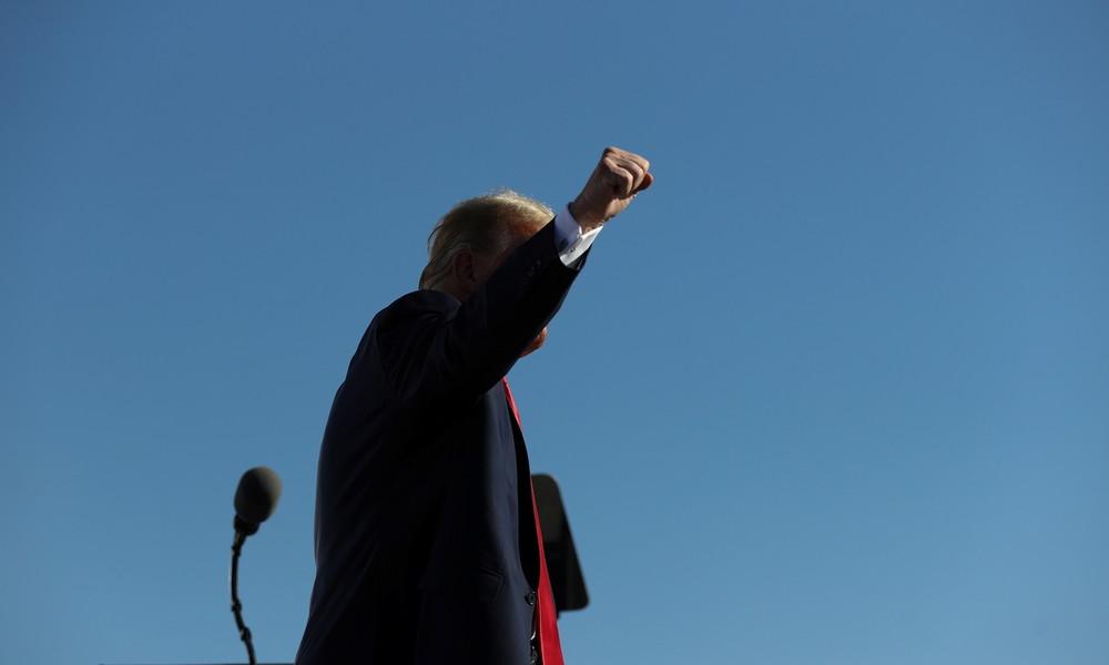 """Trump akzeptiert Übergangsprozess und kämpft weiter gegen """"korrupteste Wahl der US-Geschichte"""""""