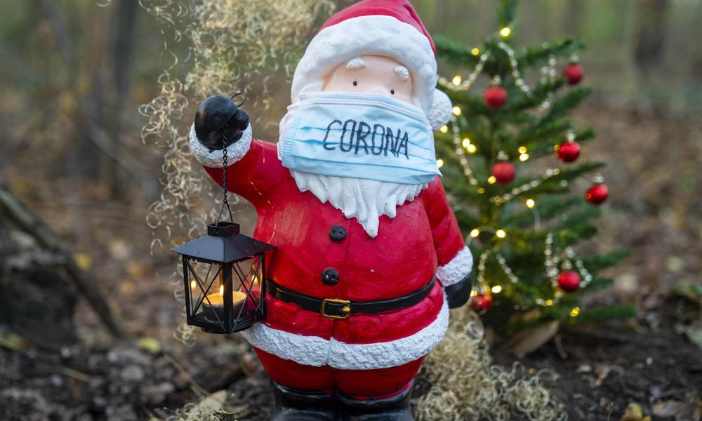 """""""Corona-Strategie"""": Länder einigen sich auf Corona-Regeln für Weihnachten und Silvester"""