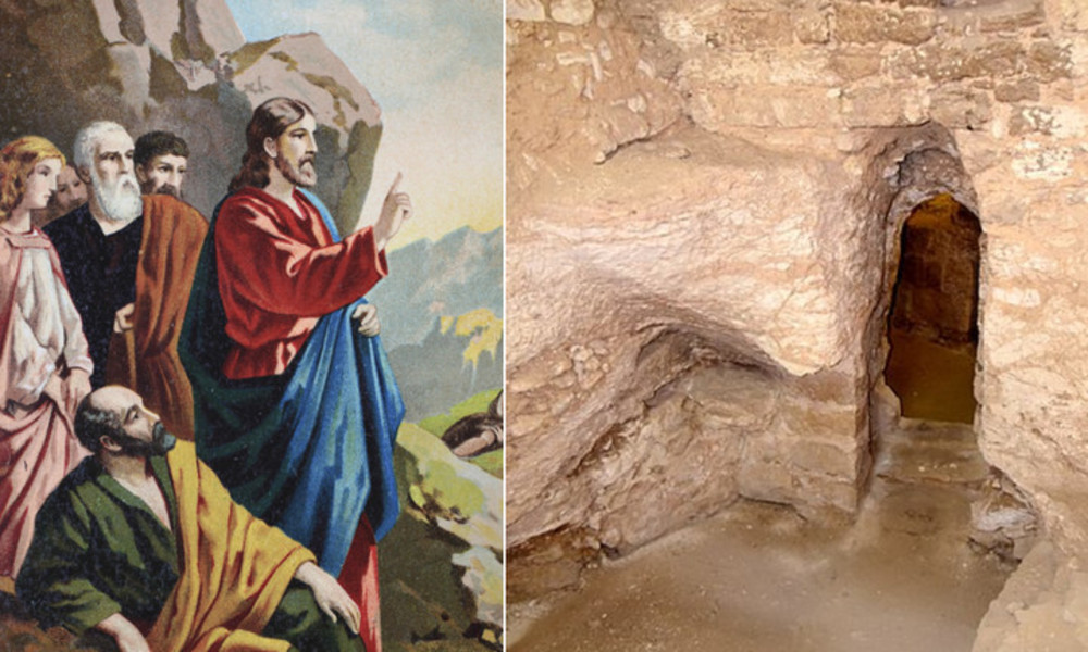 Archäologe sicher: Hier lebte Jesus als Kind