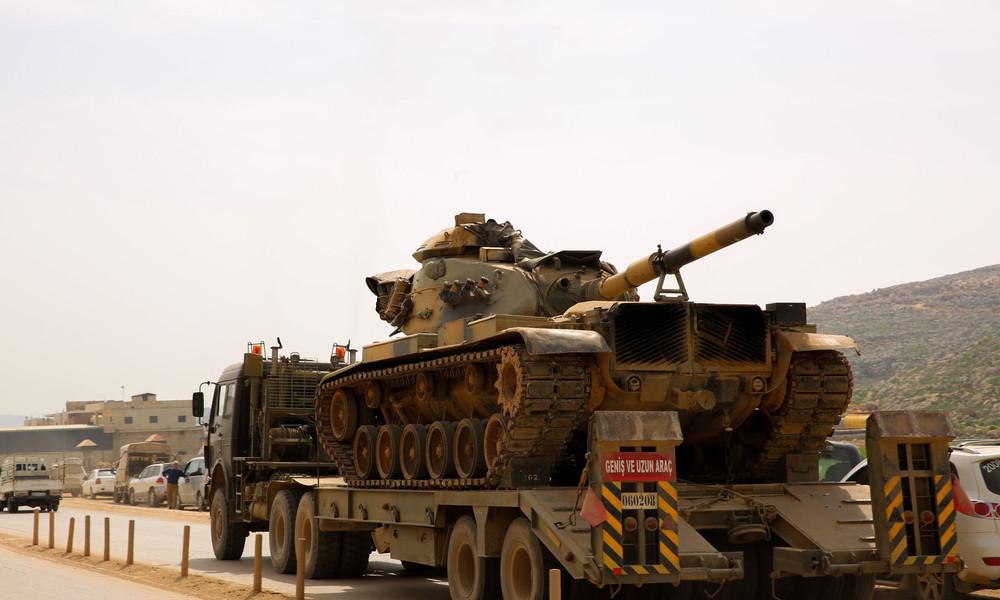 Syrien: Türkei baut militärische Beobachtungsposten in Idlib weiter aus