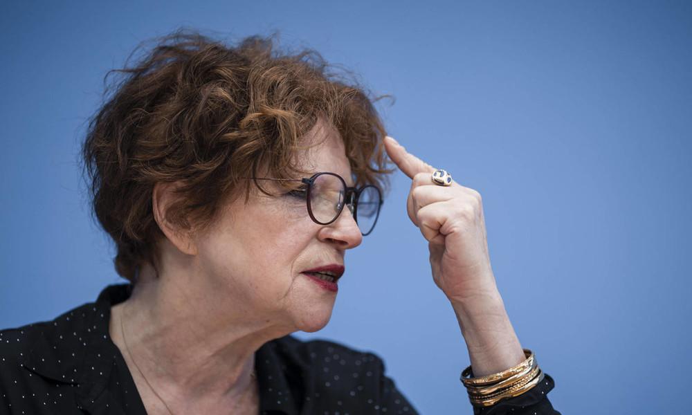 """Anetta Kahane: """"Verschwörungsideologien haben immer ein antisemitisches Betriebssystem"""""""