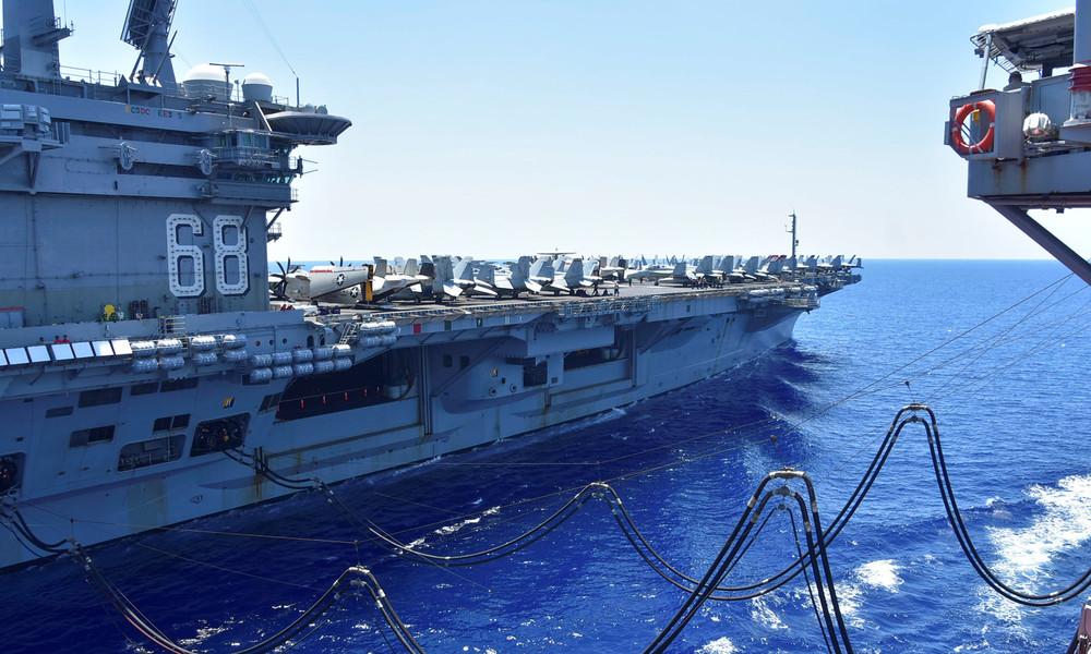 """Chinas Botschaft auf den Philippinen: """"USA schaffen Chaos in Asien"""""""