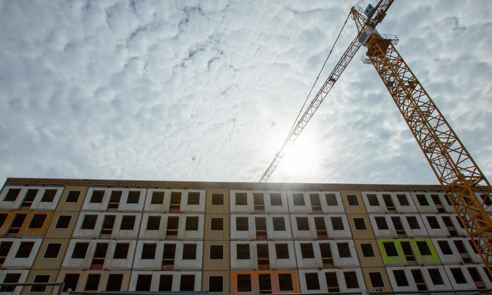 Gefahr einer Bankenkrise durch Überbewertung von Wohnimmobilien