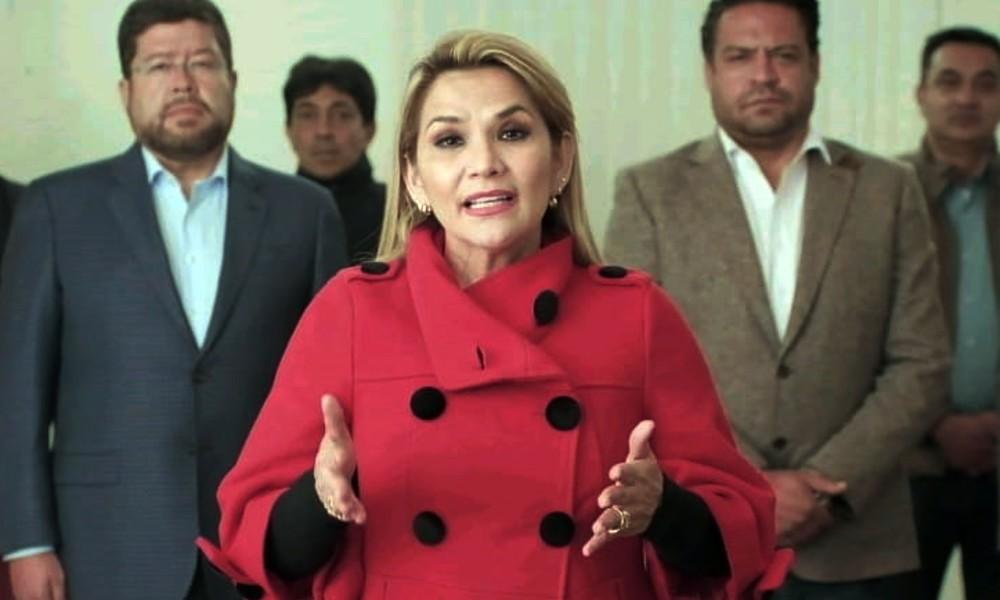 Bolivien: Bevölkerung hindert Ex-Präsidentin Áñez daran, das Land zu verlassen