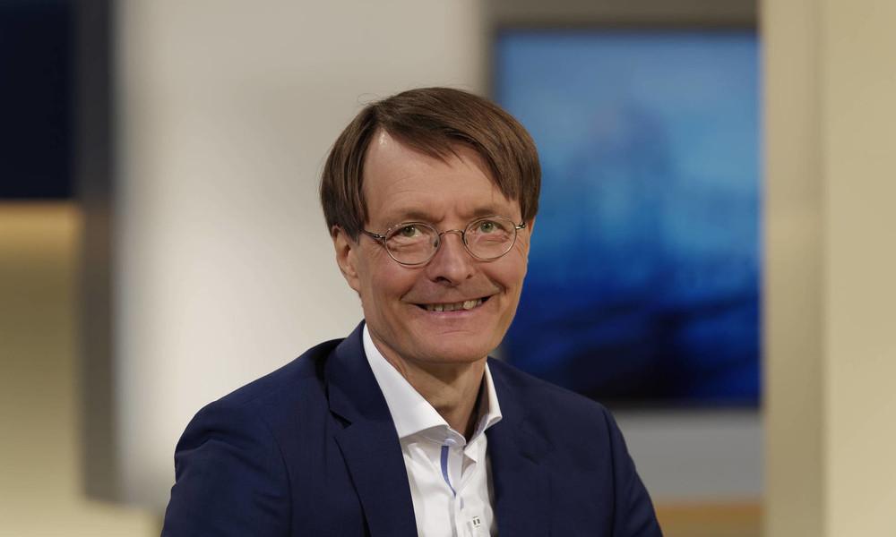 """Karl Lauterbach zu Weihnachten in Corona-Zeiten: """"Das Geschenk müssen wir selbst sein"""""""
