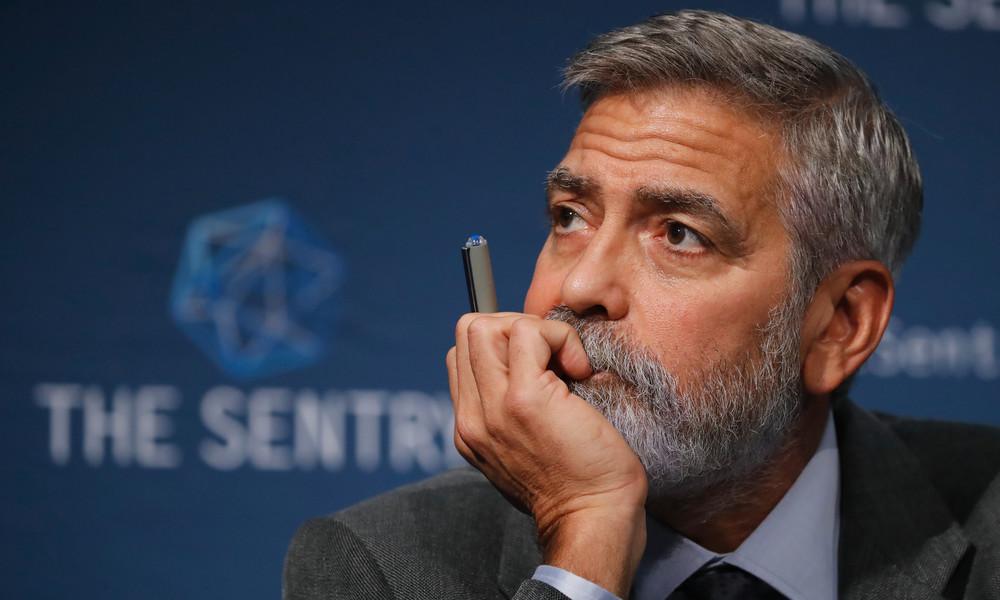 Wegen Kritik an Orbán: Hollywoodstar George Clooney hat Zoff mit Ungarn