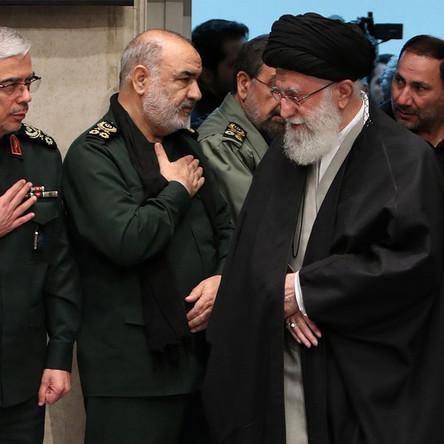 """In verbleibenden Tagen von Trumps Amtszeit: Irans Verbündete in """"höchster Alarmbereitschaft"""""""