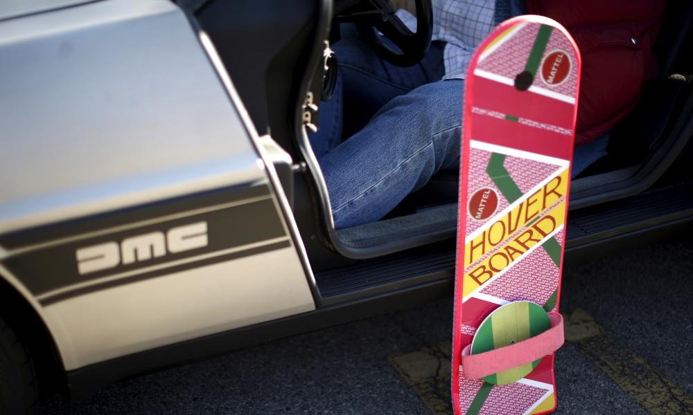 """Hoverboard aus """"Zurück in die Zukunft II"""" wird Realität"""