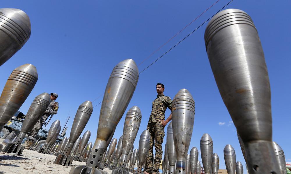 BND: IS ist im Besitz von Boden-Luft-Raketen