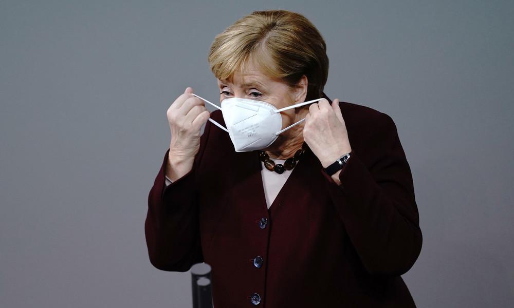 """""""Damit Weihnachten ein sicheres Weihnachten ist"""": Merkel warnt und beschwört Bevölkerung"""