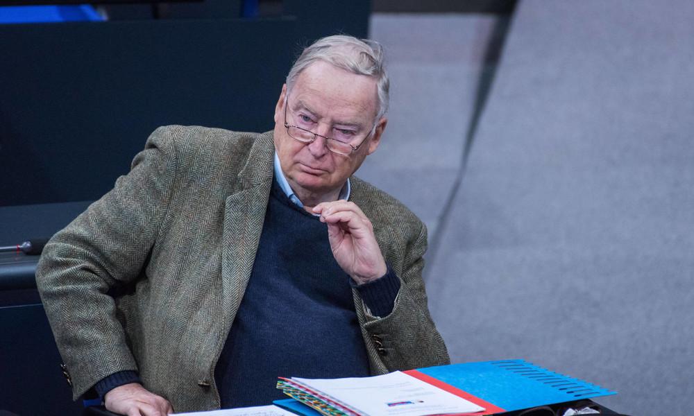 """Nach """"Bedrängung"""" von Bundestagsabgeordneten: AfD-Fraktion entzieht eigenen MdB das Rederecht"""