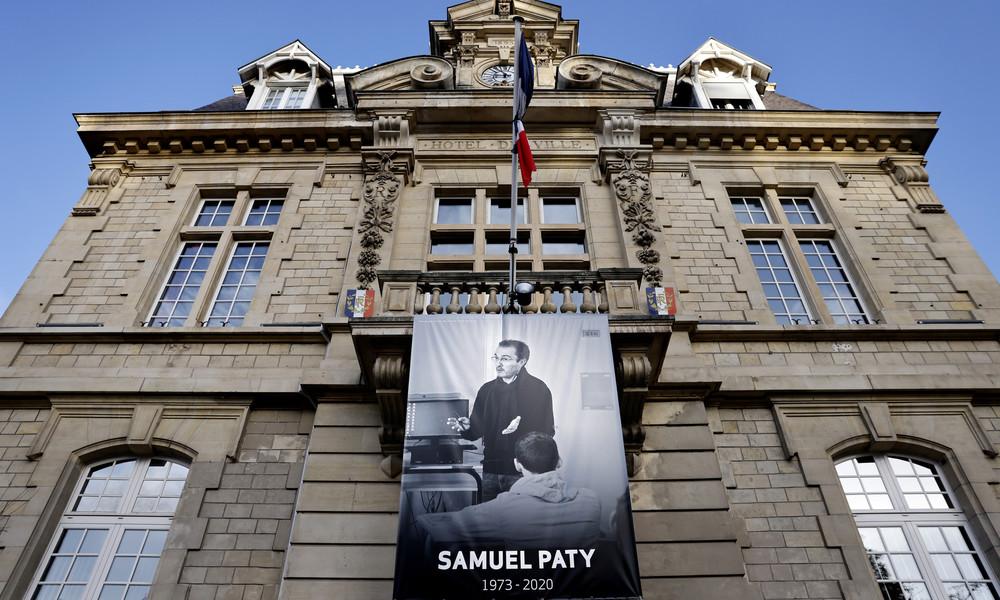Frankreich: Justiz ermittelt nach Mord an Lehrer Samuel Paty gegen vier weitere Verdächtige