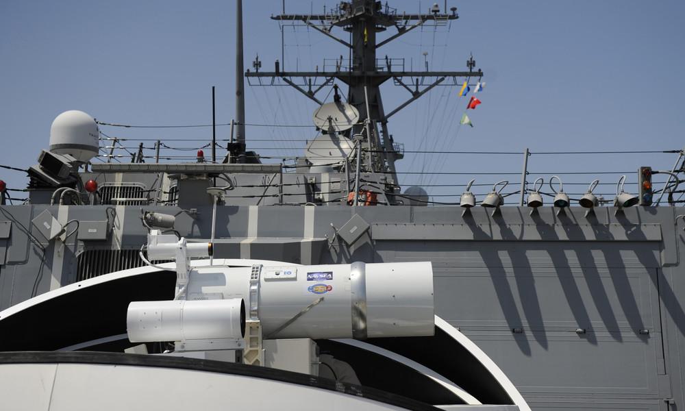 Bundeswehr lässt Laserwaffen von Rheinmetall entwickeln