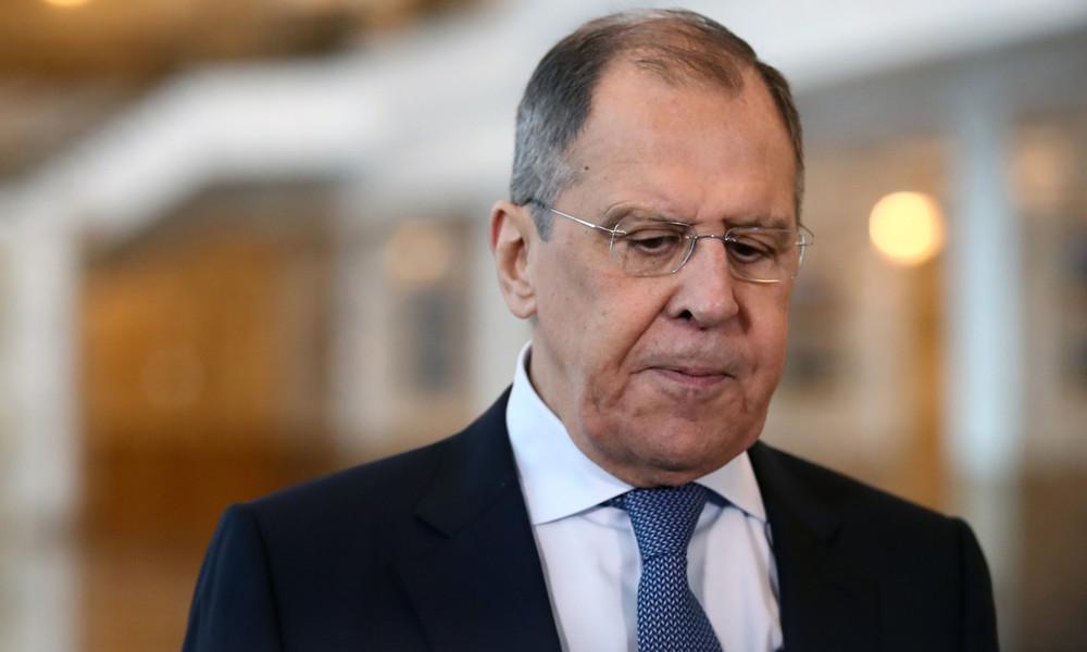 """""""Arrogante Gewohnheit"""": Lawrow stellt Sinnfrage zu russischen Beziehungen zur EU"""