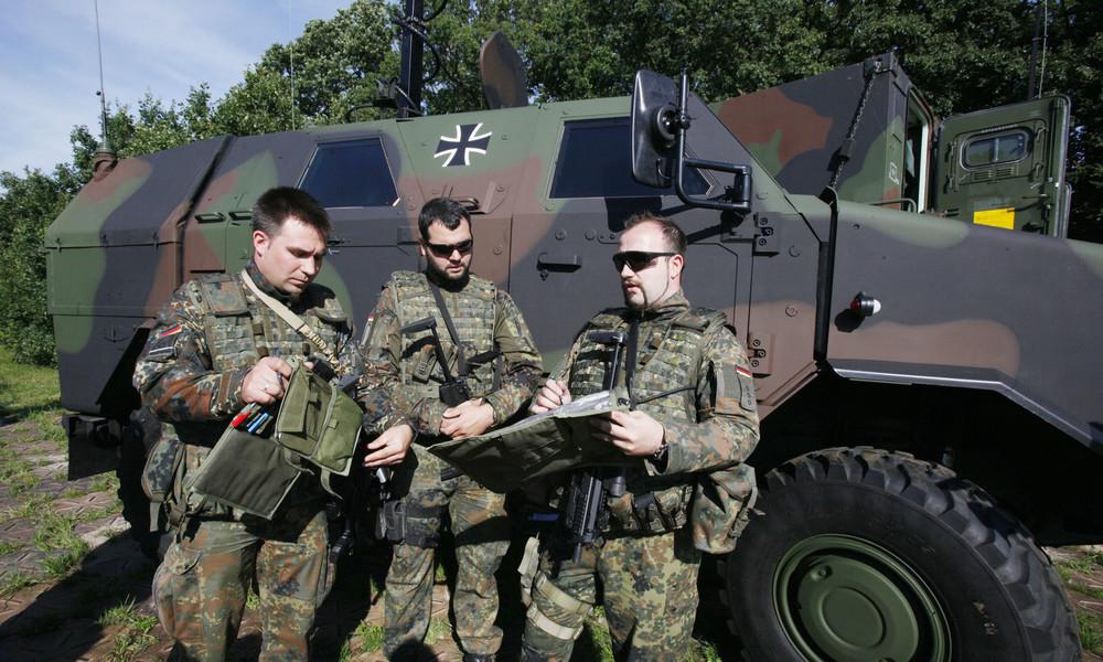 Von der Leyens spezielle Entspannungspolitik: Mehr Panzer