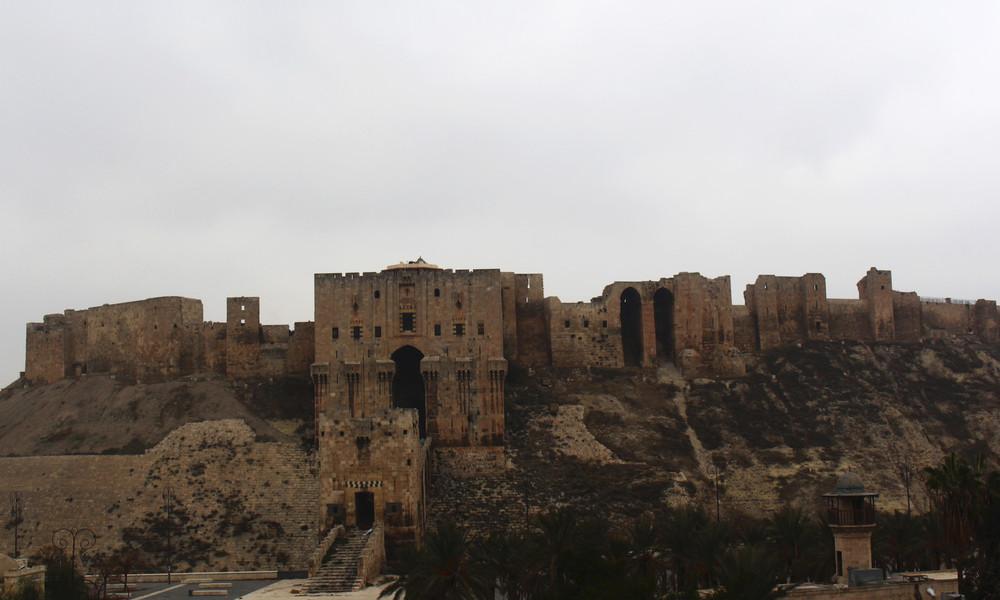 Aleppo, älteste Stadt der Welt, im Visier des Islamischen Staates