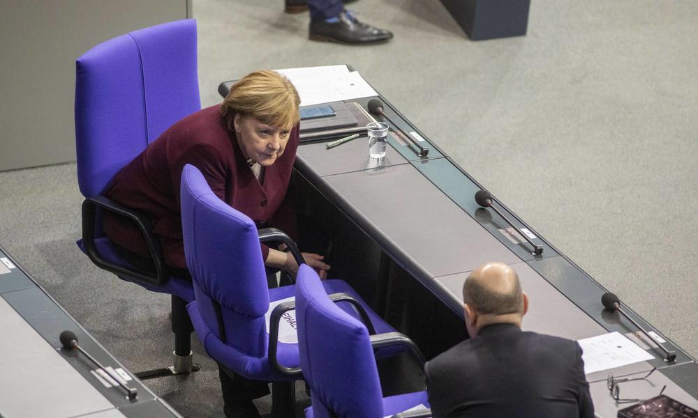 Keine schwarze Null wegen Corona: Große Koalition einigt sich auf 180 Milliarden Euro Schulden