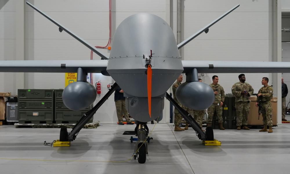 Bundesverwaltungsgericht: Bundesregierung muss nicht für Legalität von US-Drohneneinsätzen sorgen
