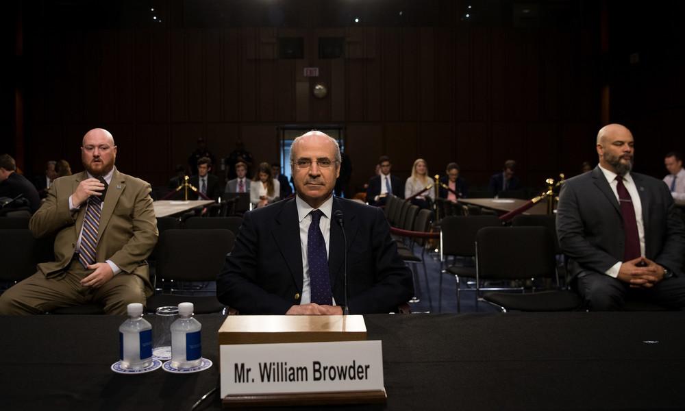 """""""Kreml-Kritiker"""" Browder scheitert: Strafverfahren wegen Geldwäsche im Fall Magnitski eingestellt"""