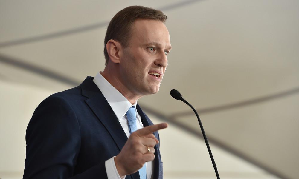 LIVE: Russischer Oppositionspolitiker Nawalny spricht im Europaparlament