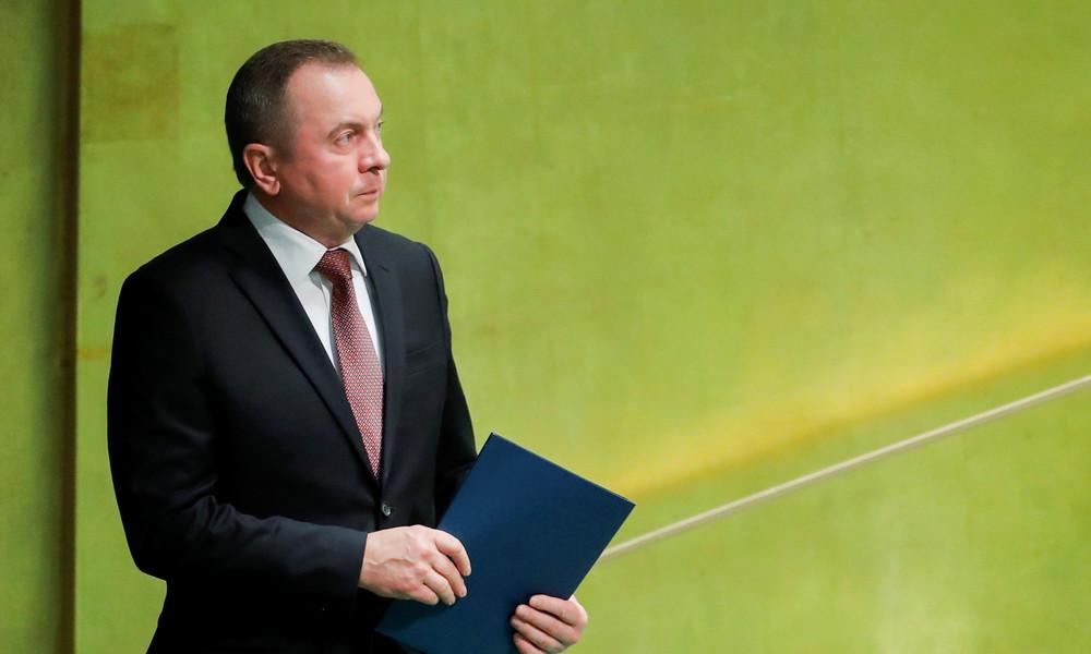 Weißrussland: Kiews Beitritt zu EU-Sanktionsregime gegen Minsk bleibt nicht unbeantwortet