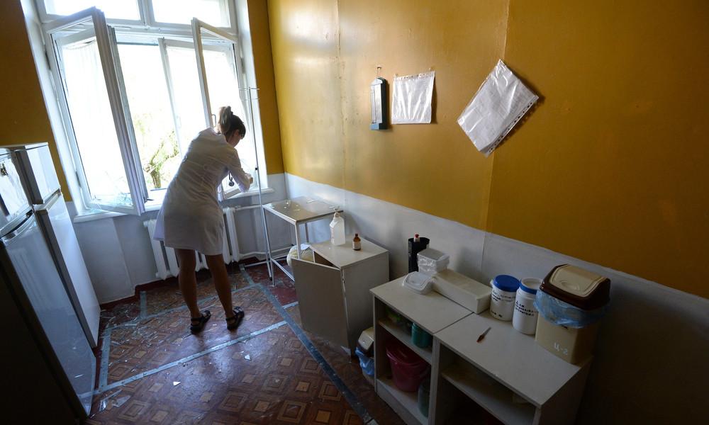 Kiew schließt alle Schulen und Krankenhäuser in der Ostukraine