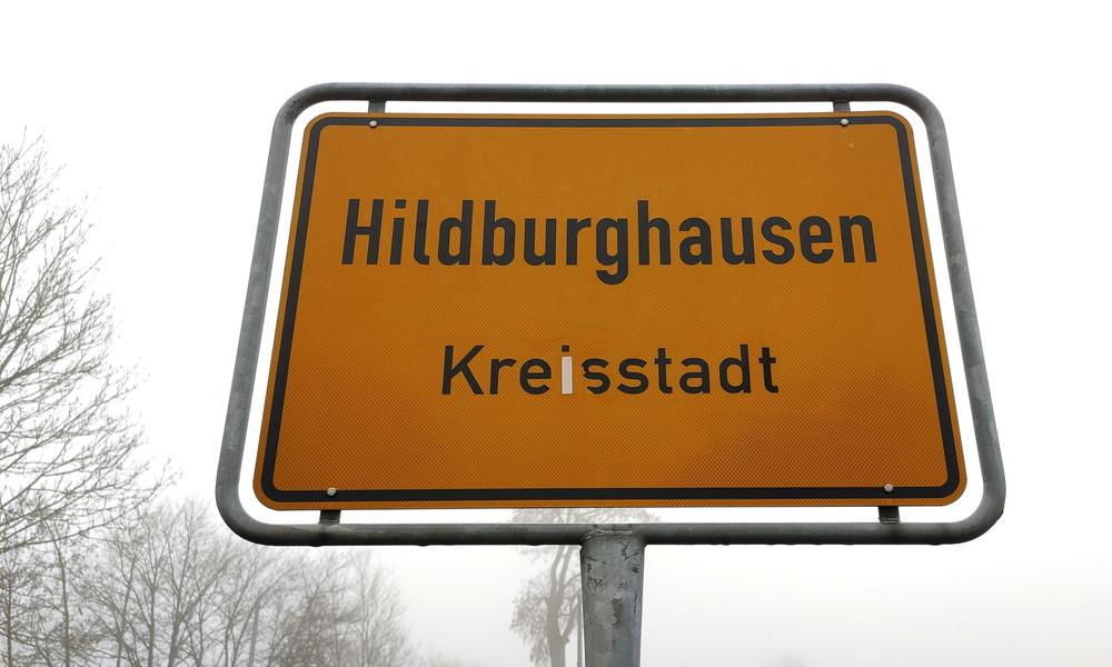 Hildburghausen: Landrat nach Morddrohungen unter Polizeischutz gestellt