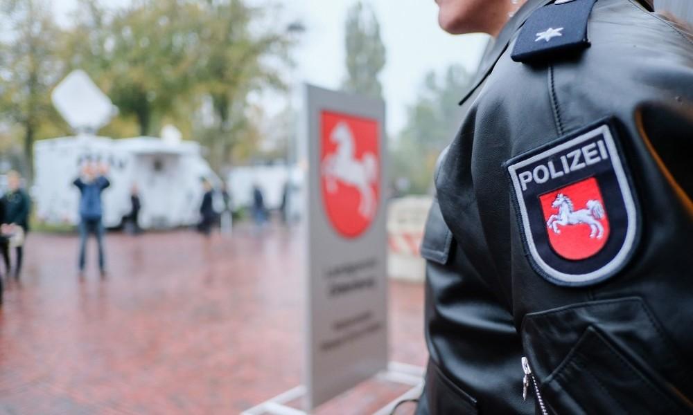 Rotenburg: Quarantäne einer Großfamilie wird von Polizei und Security überwacht
