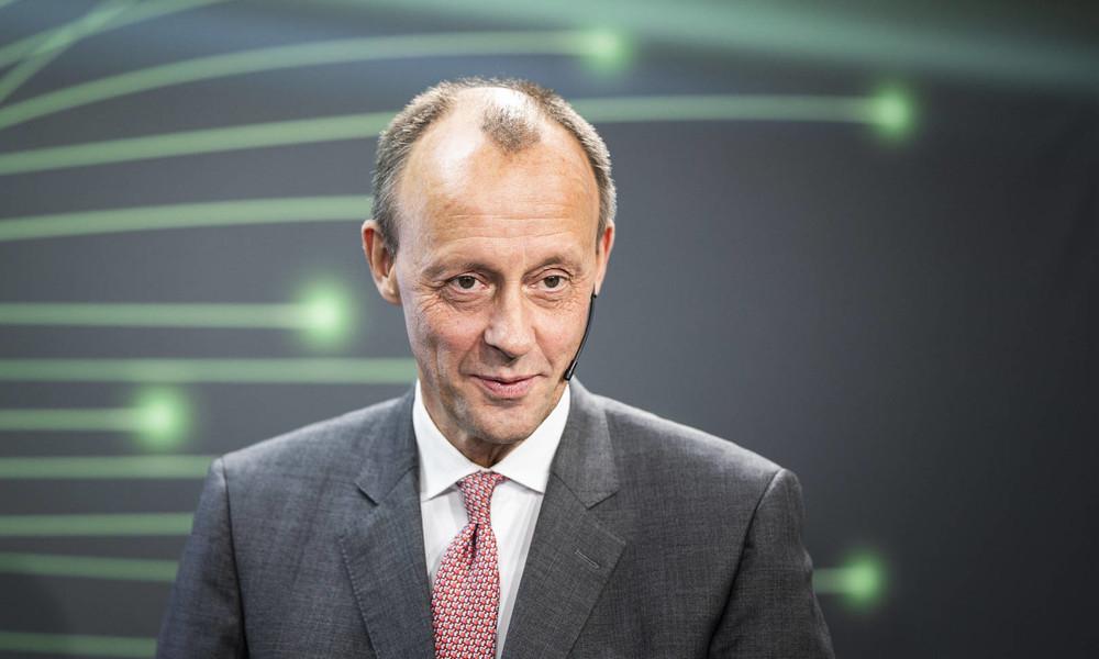 Merz will bei Niederlage um CDU-Spitze Gewinner unterstützen