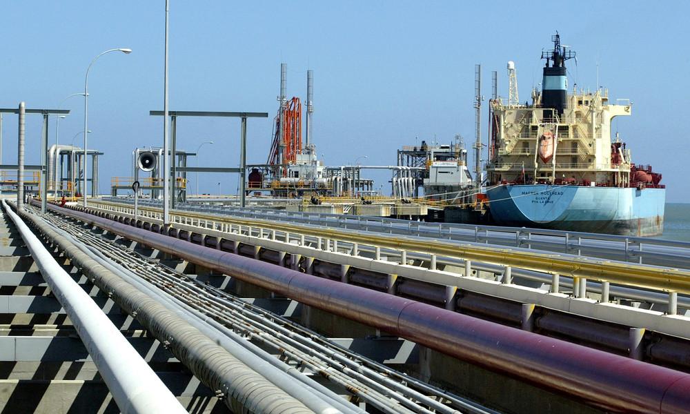 Venezuela nimmt trotz US-Sanktionen wieder Öllieferungen nach China auf