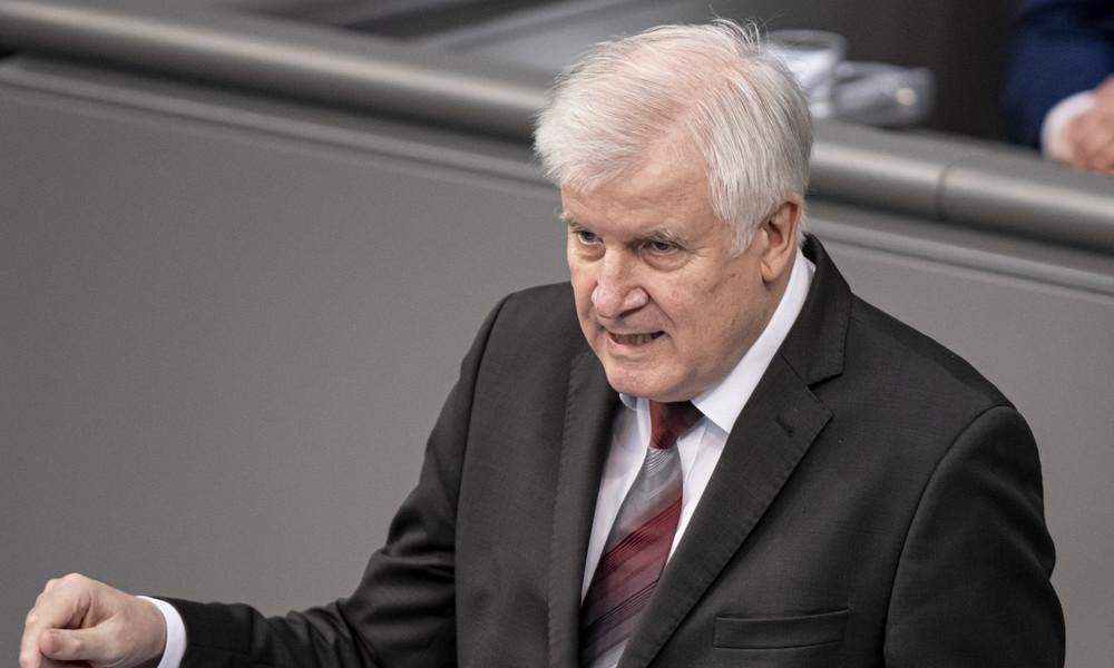 """Nur für """"Straftäter und Gefährder"""": Seehofer will generellen Syrien-Abschiebestopp beenden"""