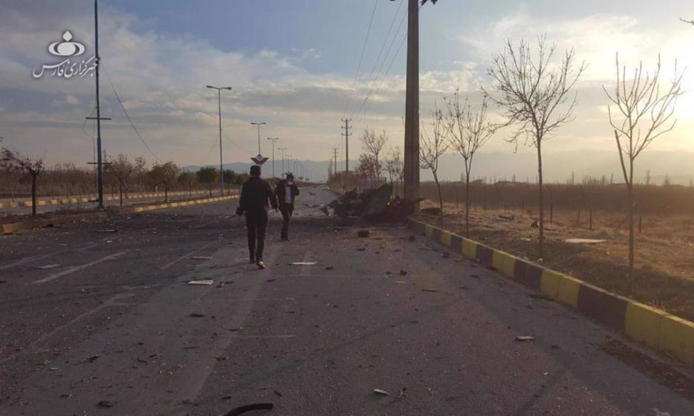 Iranischer Nuklearwissenschaftler bei Attentat nahe Teheran ermordet