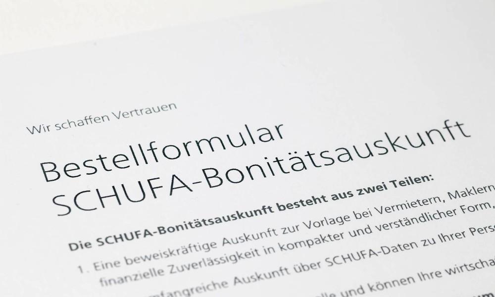 Datenkrake SCHUFA will wachsen – Kontodaten sollen Teil der Bonitätsprüfung werden