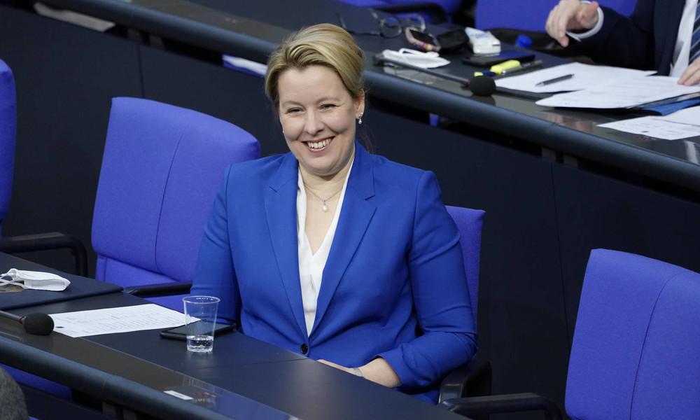 Neue SPD-Doppelspitze in Berlin soll die Partei aus dem Umfragetief holen