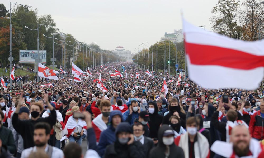 Belarus: Lukaschenko soll Rücktritt nach Verabschiedung neuer Verfassung planen