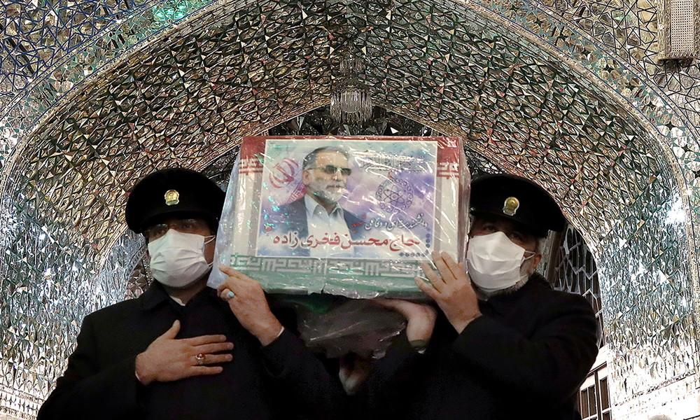 Ankara und Damaskus verurteilen Mord am iranischen Atomwissenschaftler