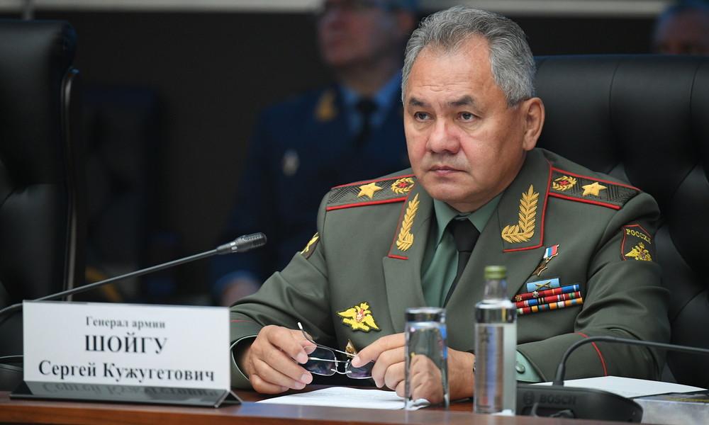 """Russischer Verteidigungsminister Schoigu über Kramp-Karrenbauers Appell: """"Rede einer Grundschülerin"""""""