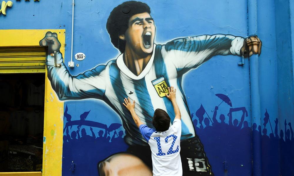 Fußballlegende Diego Armando Maradona gestorben