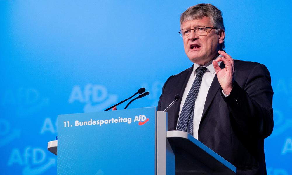 Heftige Kritik beim AfD-Parteitag: Spaltet Meuthen die Partei?